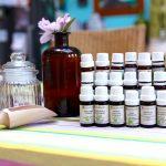 Huiles essentielles pour atelier d'aromathérapie