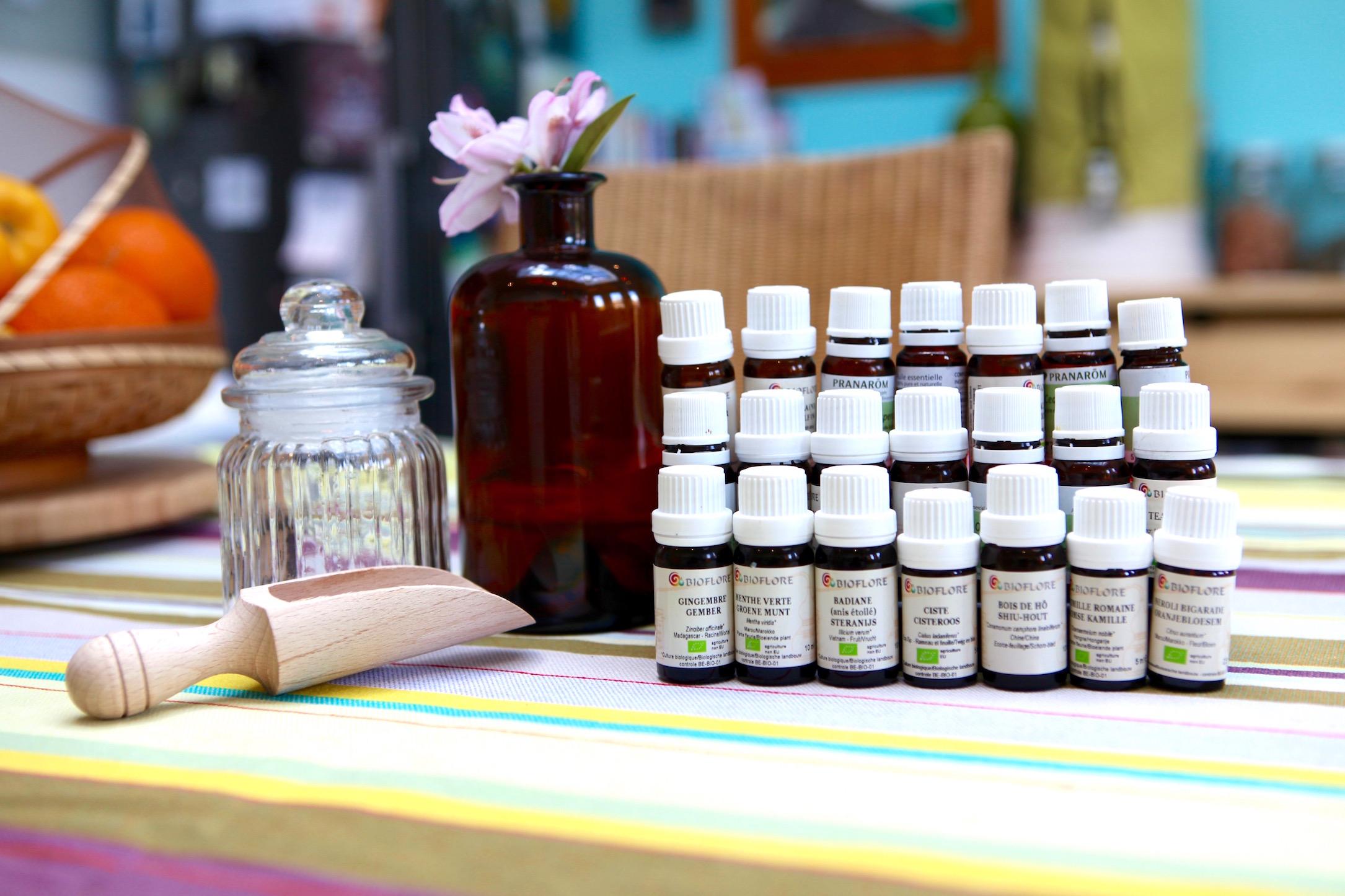 Complet : Introduction à l'aromathérapie