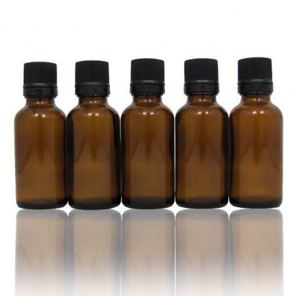 Flacon d'huile essentielle vide