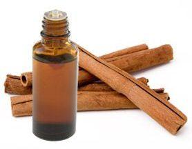 huile essentielle de cannelle pour l'automne