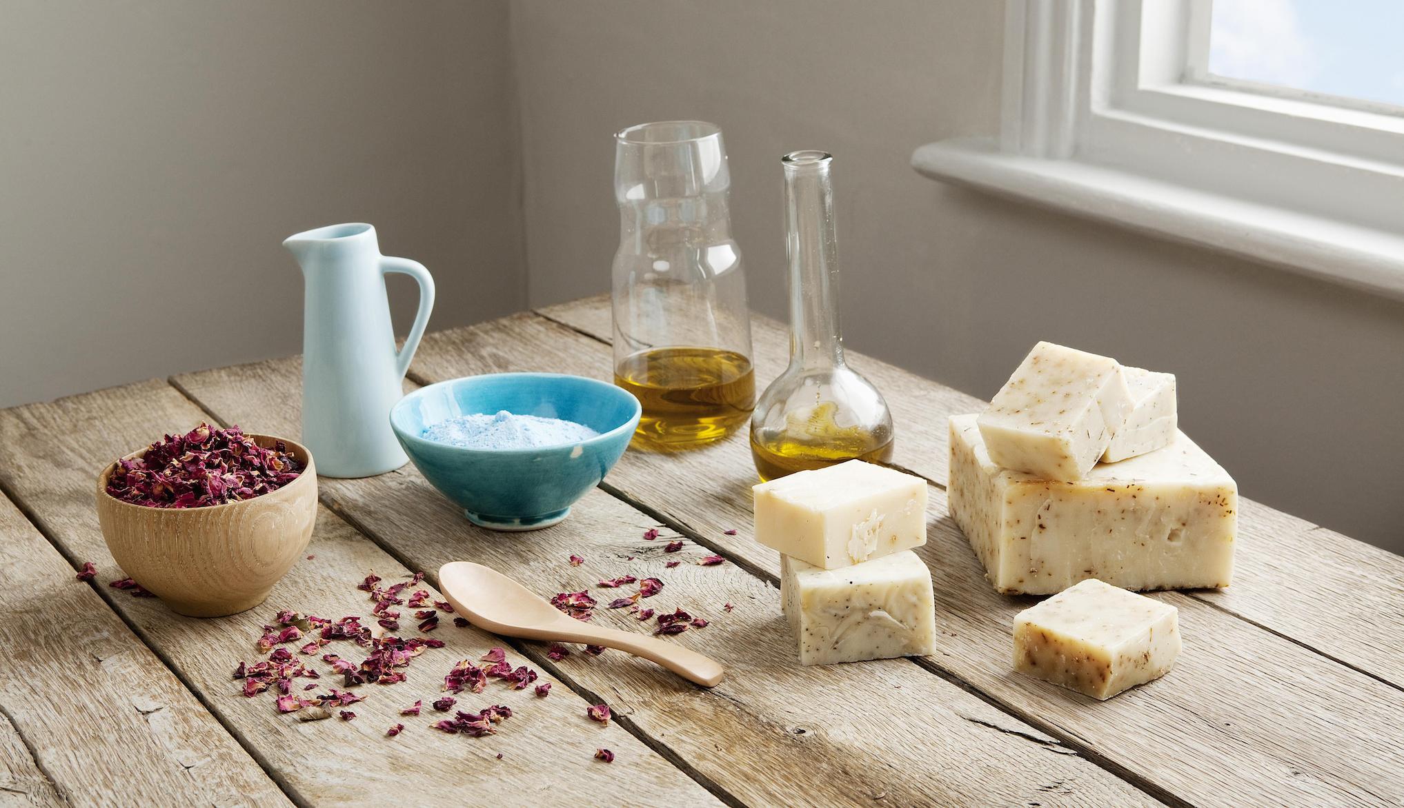 Atelier : Faire son savon artisanal avec la saponification à froid