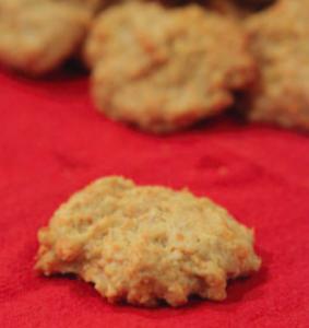 cookies aux fibres de fruit