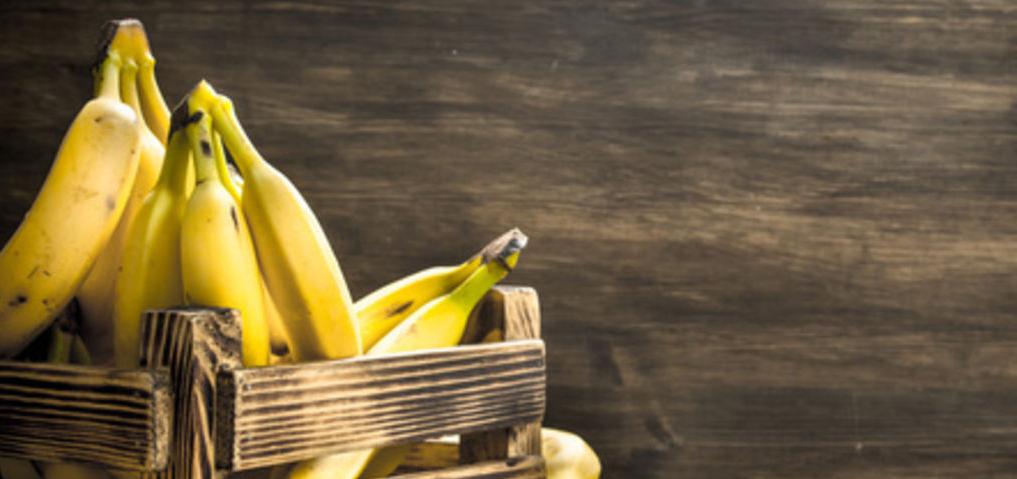 Un engrais naturel avec des peaux de banane