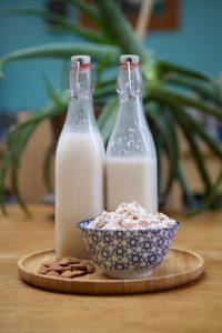 lait amande fait maison