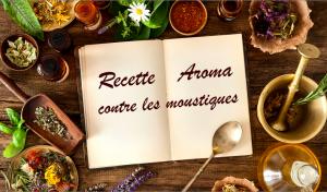 Recete aroma antimoustique