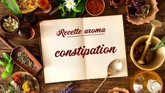 Soigner la constipation avec les huiles essentielles