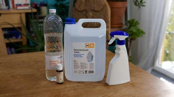 Un nettoyant pour les vitres naturel, efficace et facile à faire