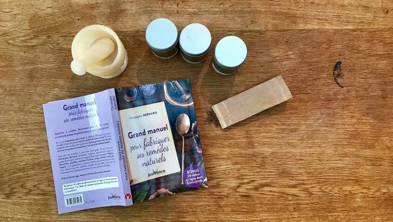 Grand manuel pour fabriquer ses remèdes naturels : une revue critique