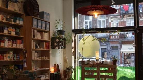 Passion Plantes : Louise Dimanche de l'Herboristerie Louise à Bruxelles