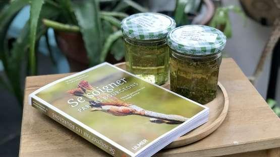 Se soigner par les bourgeons : critique de livre