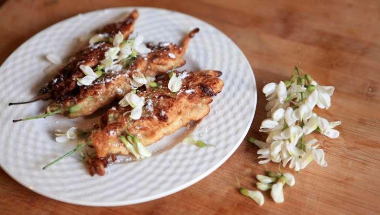 Recette des beignets de fleurs d'acacia : la cuisine sauvage à la portée de tous
