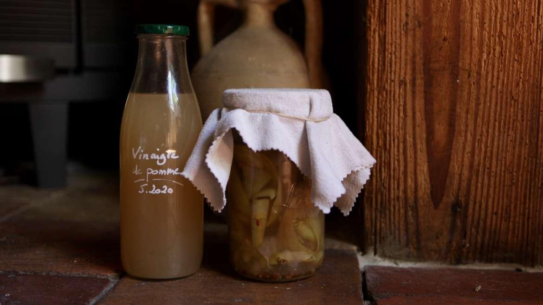 Fabriquer son propre vinaigre de pomme